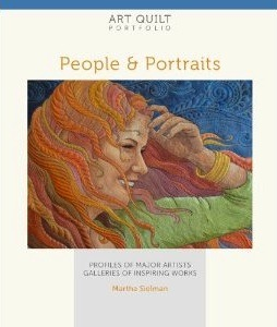 Art Quilt Portfolio People and Portraits cover